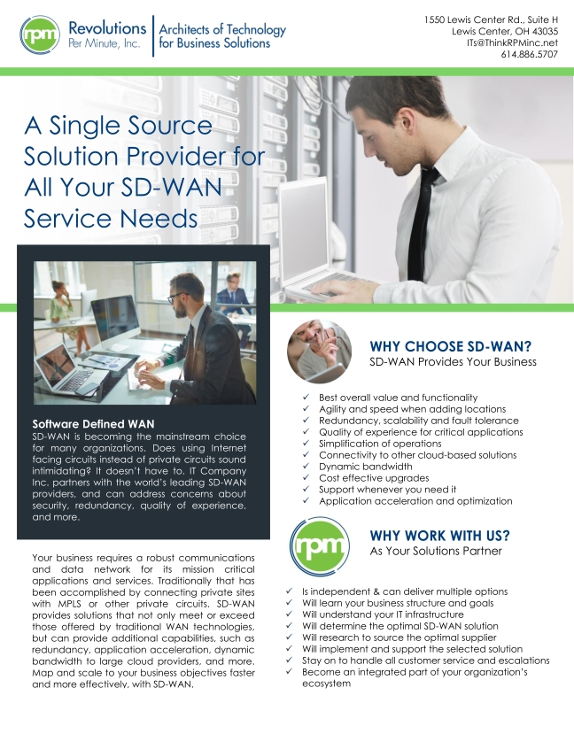 SD-WAN Network ThinkRPMinc_001